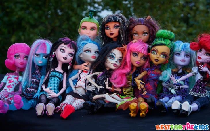 Best New Monster High Dolls In 2020 For The Young Divas