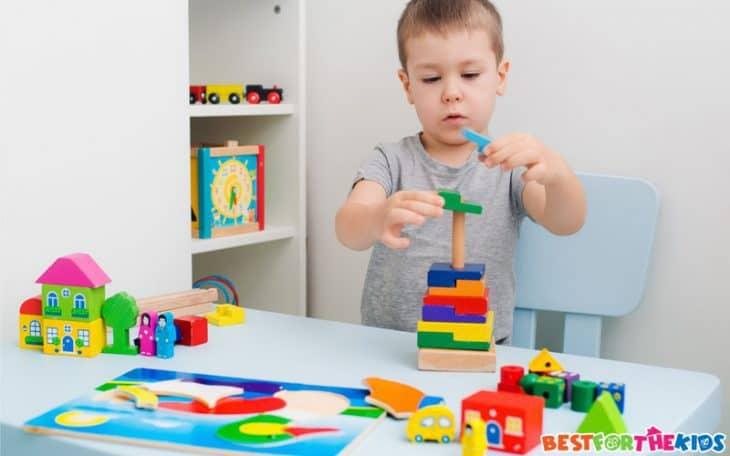 best wooden puzzles for kids