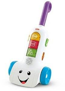 Fisher Price Laugh Learn Vacuum
