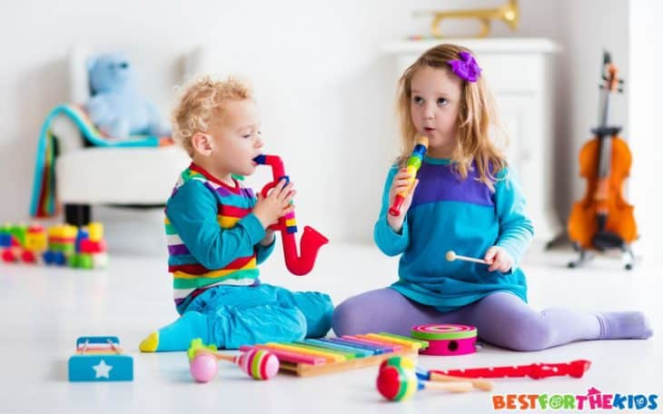 Benefits Of Musical Toys