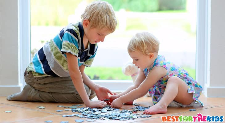 Best Jigsaw Puzzles for Kids