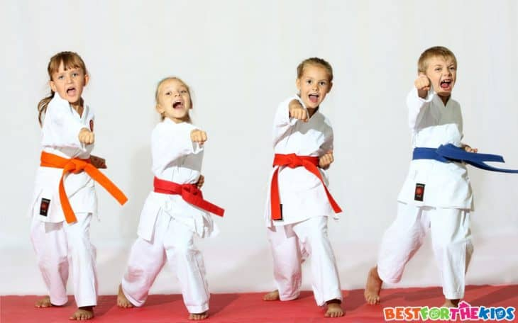 Martial Arts that Kids Can Try