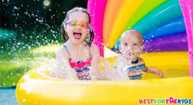 Best swimming pools for kids the kiddie pools in 2018 for Best children s paddling pool