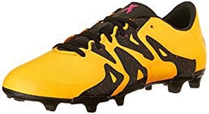 10.	Adidas Performance X 15.3 FGAG J Cleats