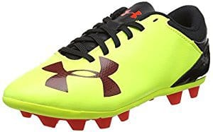 7.	Under Armour Boys' UA Spotlight DL FG-R Cleats