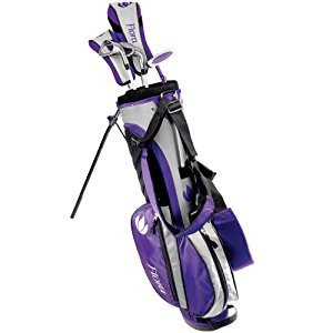 Intech Flora Junior Girls Golf Club Set