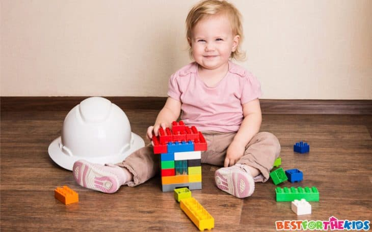 Benefits Of Building Toys