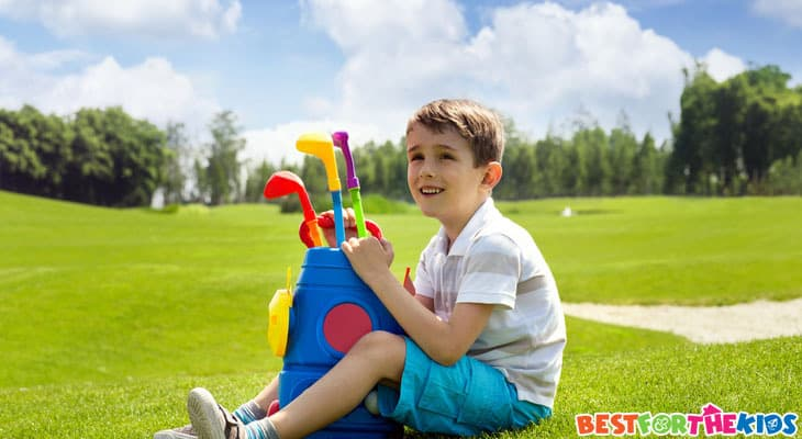 Best Junior Golf Club Sets for Kids