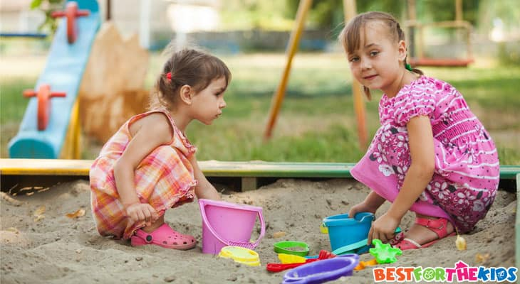 Best Kids Sandbox