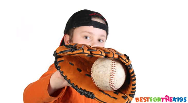 Best baseball gloves for kids   youth