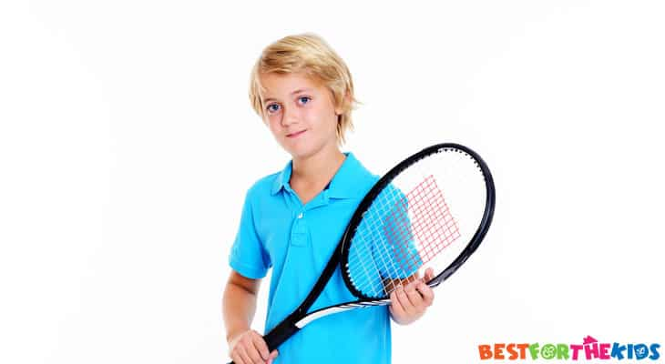 Best tennis racquets for kids