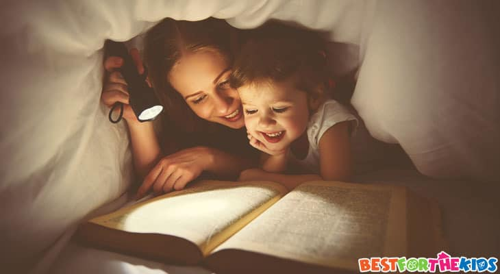 Classic Bedtime Stories to Make Your Kids Fall Asleep Fast