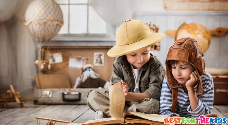 Detective Books for the Little Detectives