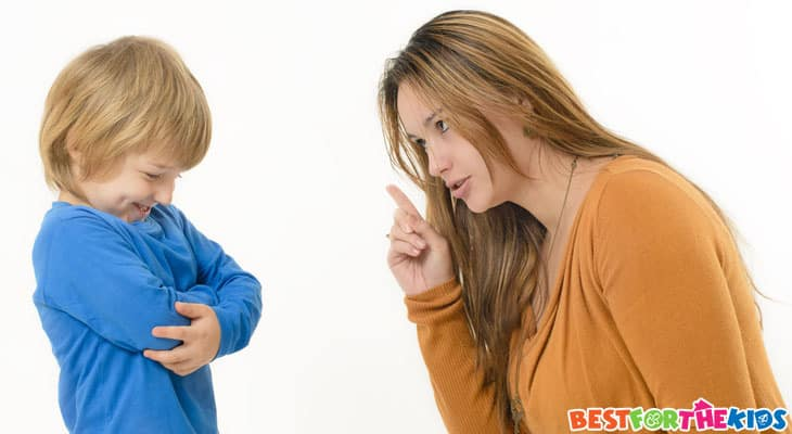 When and When Not to Discipline Your Child
