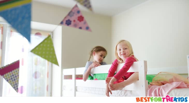 Why Getting Your Kids a Bunk Bed Might be a Good Idea