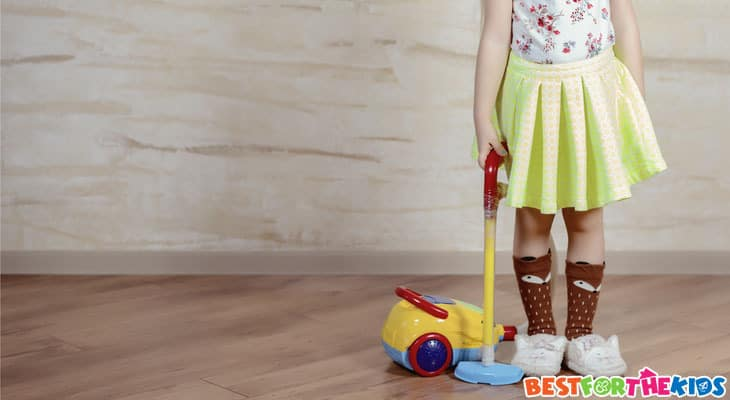 Best Toy Vacuums for Your Kids to Experiment with in 2019