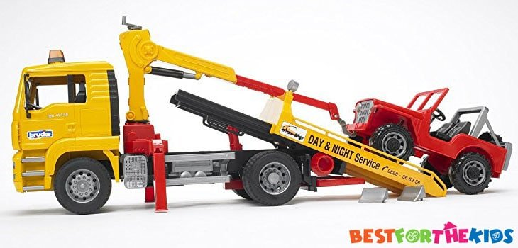 best toy tow trucks that your kids are going to love. Black Bedroom Furniture Sets. Home Design Ideas