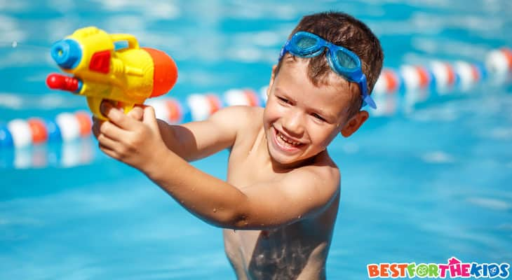 Fun Water Games for Your Playful Kids