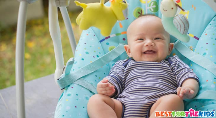 Best Baby Bouncers for Your Infant