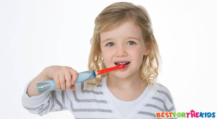 Best electric toothbrush for kids