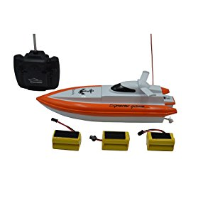 Best Remote Controlled Boats For Your Little Captains