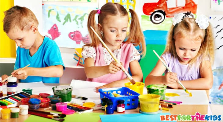 Best Art Sets for Kids