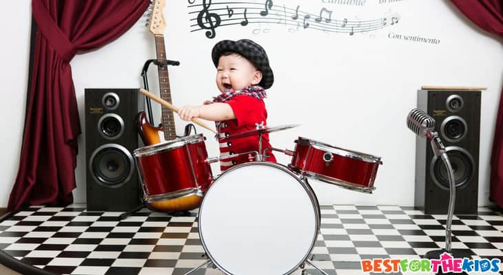 Best Drum Sets for Babies   Toddlers