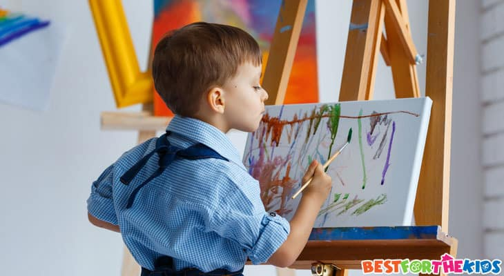 Best Easel for Kids