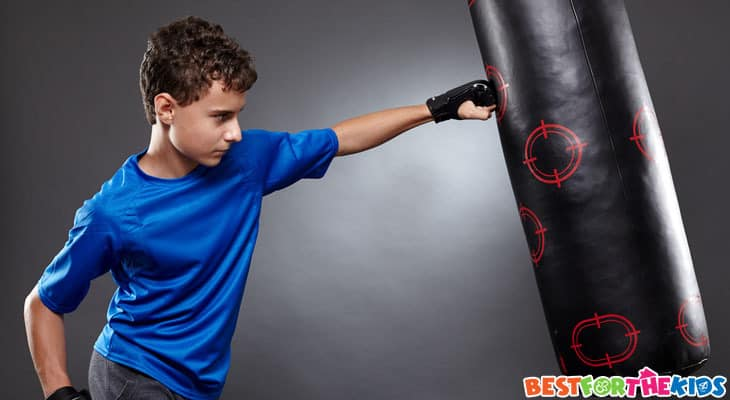 Best Punching Bags for Kids