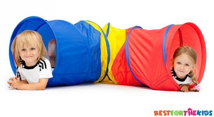 Best play tunnels for kids