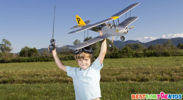 Best remote controlled planes for kids