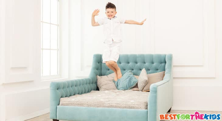 Best sofa beds for kids