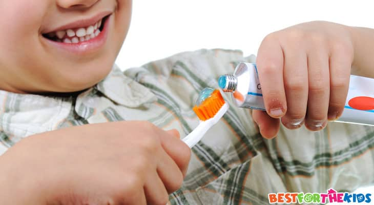 Best toothpaste for kids
