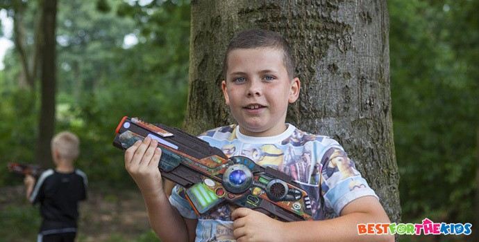 Best Laser Tag Sets for Kids for Shoot-Em-Up Fun Anytime of