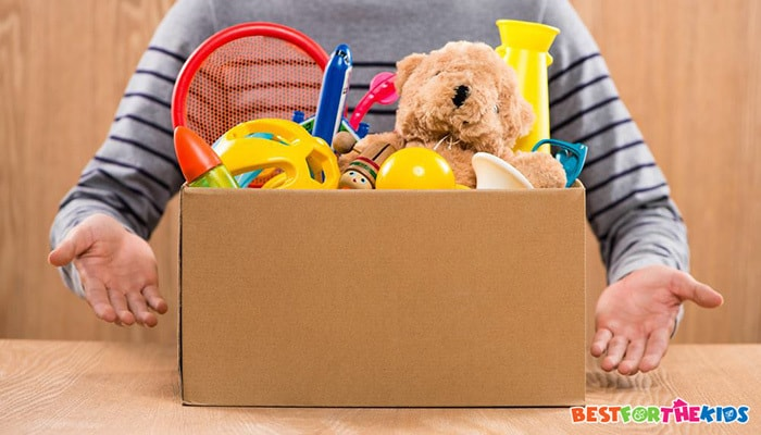 best toy boxes and chests for toddlers and kids