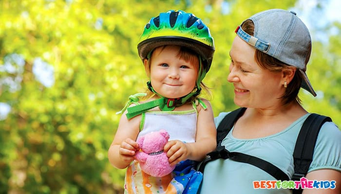 best baby bike helmets for infants and toddlers