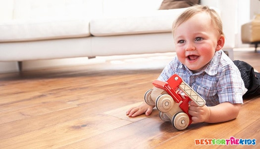best wooden toys for toddlers and babies