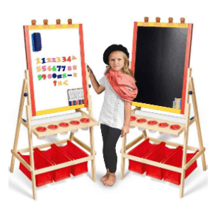 Kids Easel with Paper Roll
