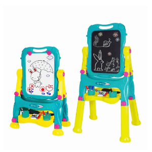 NextX Kids Double Sided Adjustable Standing Art Easel