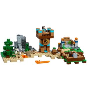 Lego Minecraft Building Kit