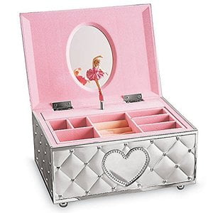 Lenox Childhhood Memories Ballerina Jewelry Box