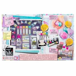 Project Mc2 Ultimate Spa Studio Stem Science Cosmetic Kit