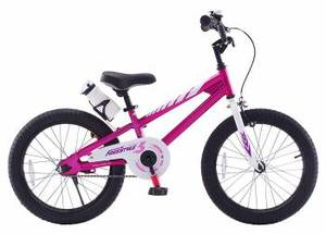 RoyalBaby Freestyle Kid's Bike 18 inch with Kickstand Gift for Boys and Girls