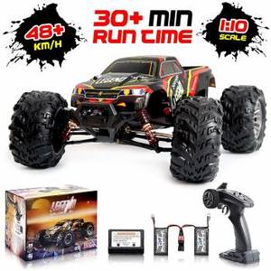 Scale Large RC Car Boys remote Control Car 4x4 Off road Monster Truck