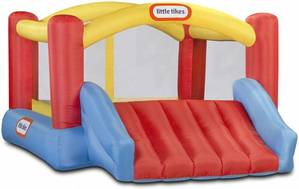 Little Tikes Inflatable Jump n' Slide Bounce House