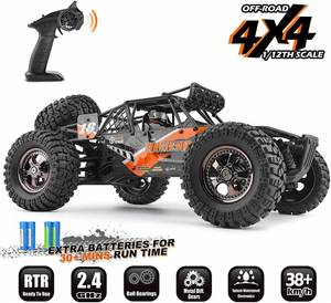 RC Car Off-Road Buggy High Speed LED Lights