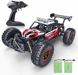 RC Car, SPESXFUN 2019 Updated Scale High Speed Remote Control Car